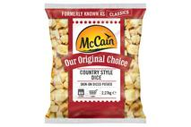 McCain Our Original Choice Country Style Diced Potato 2.27kg