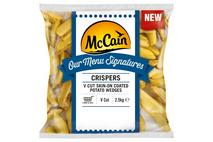 McCain Our Menu Signatures Crispers 2.5kg