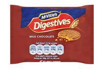 McVitie's Milk Choc Digestive Twin Portion Pack