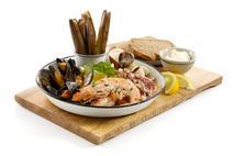 M&J Seafood Fruit de Mer (Premium Shell-on Seafood Mix)