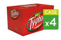 Typhoo Enveloped & Tagged Tea Bags CASE