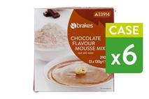 Brakes Chocolate Flavour Mousse Mix