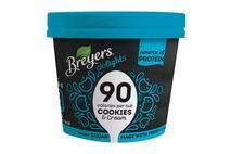 Breyers Cookies and Cream Ice Cream Tub