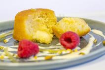 Didiers Lemon Lava Cake