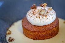Didiers Individual Carrot Cake
