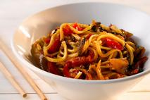 The Authentic Food Company Singapore Noodles 350g