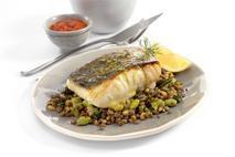 M&J Seafood British MSC Hake Supremes (Skin on, Boneless) 140-170g