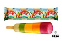 Pip Organic Rainbow Fruity Ice Lolly