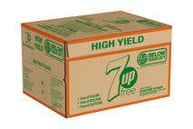 7UP Free High Yield Postmix Syrup 12 Litres