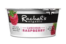 Rachel's Organic Luscious Raspberry Yoghurt