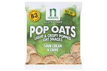 Nairns Sour Cream Pop Oats (Scotland Only)