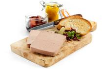 Castle MacLellan Brussels Pate With Roasted Garlic Portion