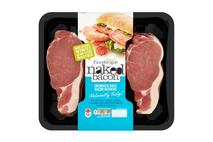 Finnebrogue Artisan Naked Bacon Unsmoked Back Bacon Rashers 1.2kg
