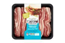 Finnebrogue Artisan Naked Bacon Unsmoked Streaky Bacon Rashers 1.2kg