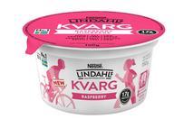 Lindahls Kvarg Raspberry 150g
