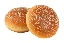 St Pierre Seeded Brioche Burger Bun