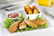 Green Gourmet Southern Style Chicken Goujons