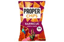 PROPERCHIPS Barbecue Lentil Chips 20g