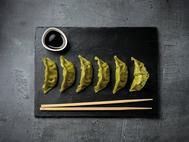 Ajinomoto 5 Vegetable Green Gyoza