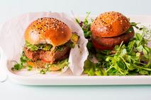 The Meatless Farm Co. Meat Free Burgers