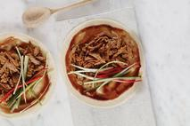 Linda McCartney Vegetarian Shredded Hoisin Duck