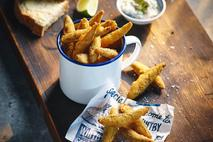 Whitby Breaded MSC Whitebait
