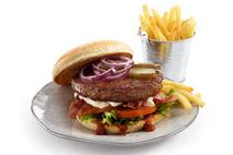 Brakes Smokehouse Style Beefburgers