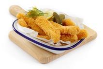 Cabomar Gluten Free Breaded Calamari Strips