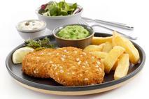 M&J Seafood Gluten-Free MSC Haddock & Cod Fishcake