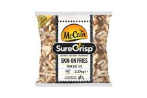 McCain Surecrisp Skin on Thin Fries