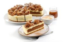 Brakes Sticky Toffee Cheesecake