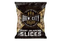 Brew City Firey Jalapeno Bottle Caps