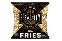 Brew City IPA Beer Battered Fries