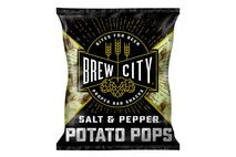 Brew City Salt & Pepper Potato Pops 2.5kg