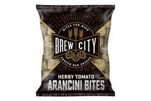 Brew City Herby Tomato & Mozzarella Arancini Bites
