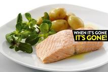 Brakes Salmon Portions (skinless, boneless)