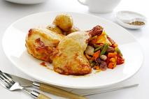 Roast Chicken Half 280-360g