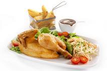 Cooked Half Chicken 397-454g