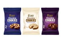 Fox Mixed Chunk Cookies Twinpack