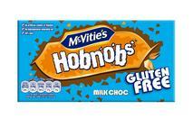 McVitie's Gluten Free Chocolate Hobnobs 150g