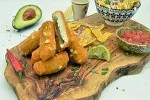 Innovate Tortilla Breaded Cream Cheese Jalapeno Peppers