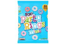 Fox's Party Rings Minis