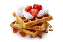 Brakes Waffle Mix