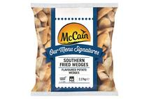McCain Menu Signatures Southern Fried Wedges
