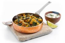 The Authentic Food Co Saag Aloo