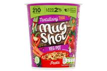 Mug Shot Thai Veggie Pot