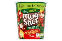 Mug Shot Veg Pot Spicy Mexican Pasta 65g