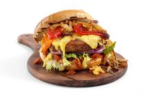 Brakes Plant-Based Burger