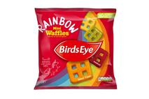 Birds Eye Rainbow Waffles