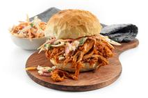 Cooked Pulled Pork